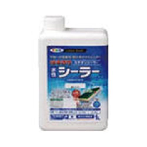アサヒペン(Asahipen) 強浸透性水性シーラー1Lクリヤ458162