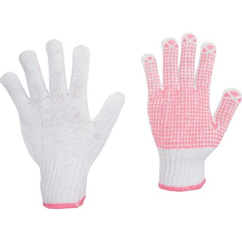 ミドリ安全(Midori Anzen)  すべり止め手袋 女性用 12双入MHG401