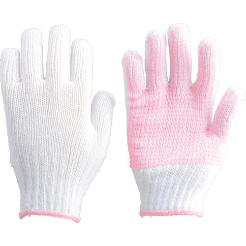 トラスコ中山(TRUSCO) 女性用すべり止め手袋 7G TGAGW-7G