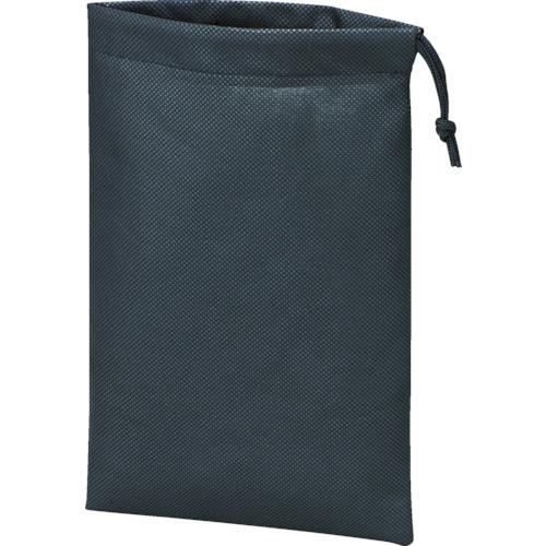 トラスコ中山(TRUSCO) 不織布巾着袋10枚入 黒 260X180MM TNFD-10-S