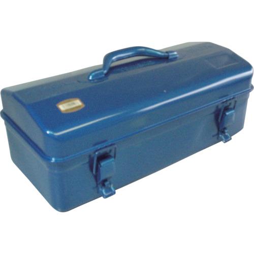 トラスコ中山(TRUSCO) 山型工具箱 416X187X200 ブルー Y-420-B