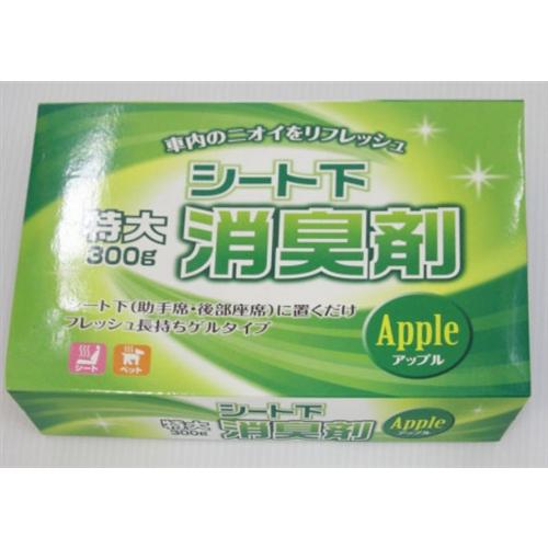 コーナン オリジナル LIFELEX シート下消臭剤 特大300g アップル AD−603A