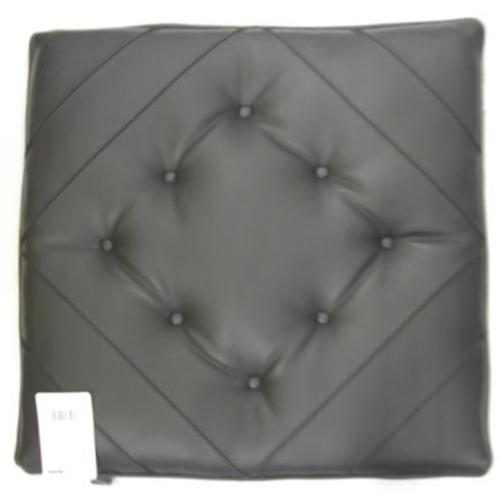 コーナン オリジナル PVCレザークッション HK07−301BK